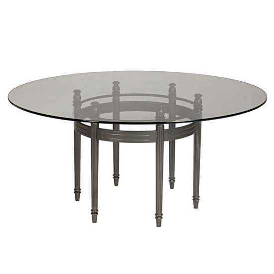 Metal Furniture Castillo Castillo 60 Round Dining Table