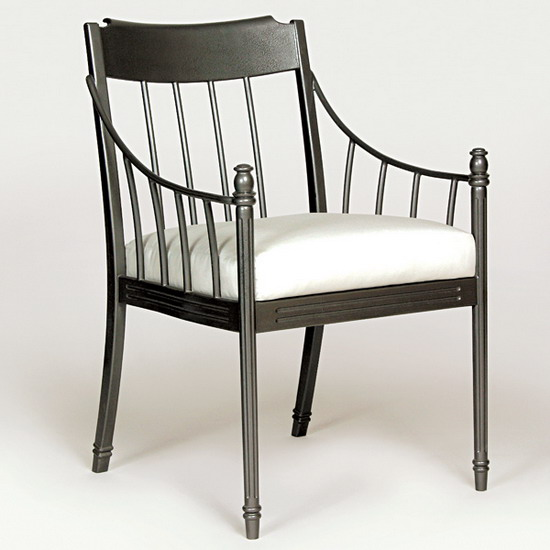 metal furniture castillo castillo dining chair