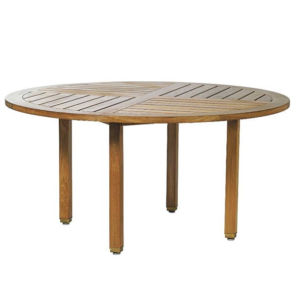 Teak Furniture Paradiso Paradiso 72 Round Dining Table