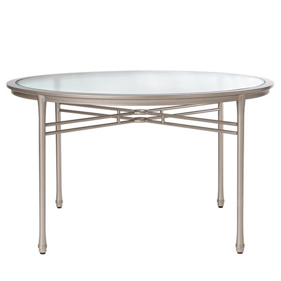 Metal Furniture Aprio Round Dining Table
