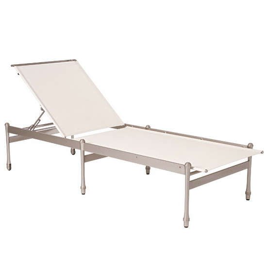 chaise lounge - Chaise Metal
